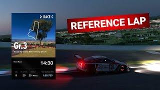 GT Sport - Reference Lap | Bathurst | Nissan GT-R GT3 | 1:59.780 | Daily Race C