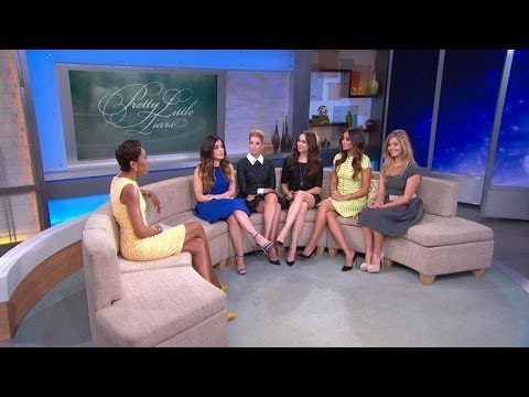 'Pretty Little Liars' Takes Over Twitter | Good Morning America | ABC News