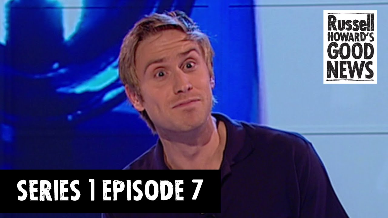 Download Russell Howard's Good News - Series 1, Episode 7