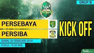 Video Gol Pertandingan Persebaya Surabaya vs Persiba Balikpapan