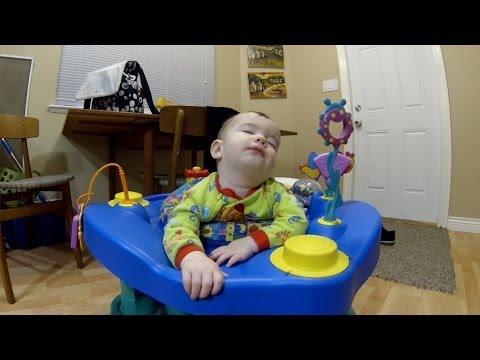 GoPro: Baby vs. Sleep