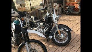 嵐 五條軍団 2003 Harley-Davidson FLST HERITAGE SOFTAIL 2003 ハーレーダビッドソン FLST ヘリテイジソフテイル thumbnail