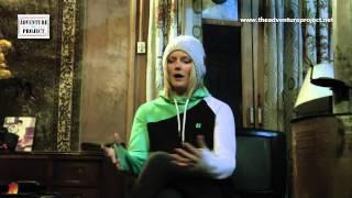 Gulmarg - Kalen Thorien Interview with The Adventure Project