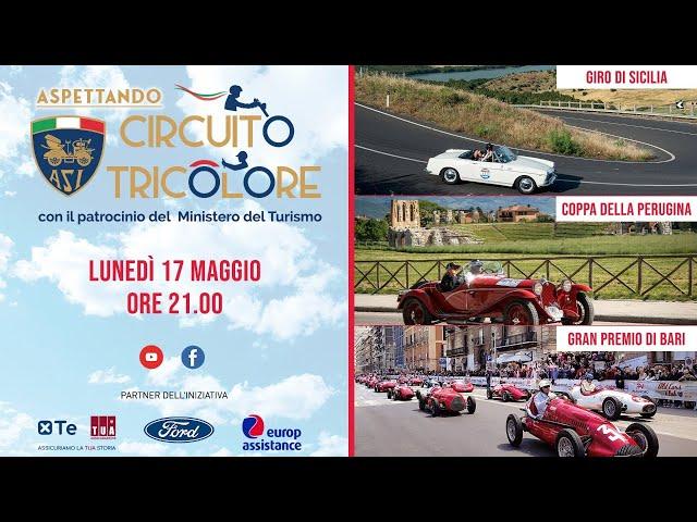 Aspettando ASI Circuito Tricolore - Giro di Sicilia, Coppa della Perugina e Gran Premio di Bari