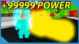 I Got Max Fire Power & Broke The Game! - Roblox Pyro Simulator
