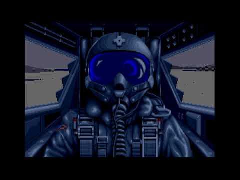 F-117 Nighthawk Stealth Fighter 2.0 | Microprose 1993 (Amiga version)