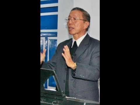 Sermon by Bada. Daniel Rai at Holy Convocation, UK 2014 (Eng & Nepali)