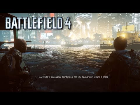 Battlefield 4 | Shanghai | Single Player Part 2