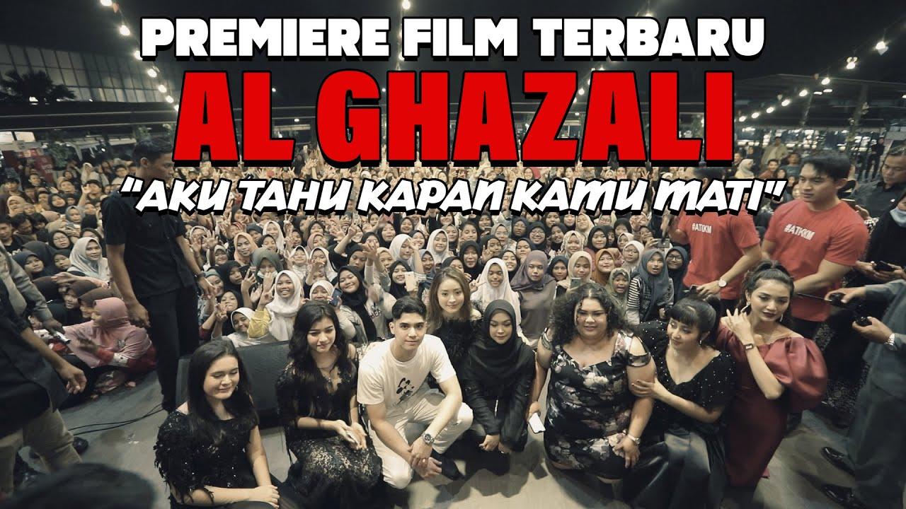 """Premiere film terbaru AL GHAZALI , """"Aku tahu kapan kamu mati"""""""
