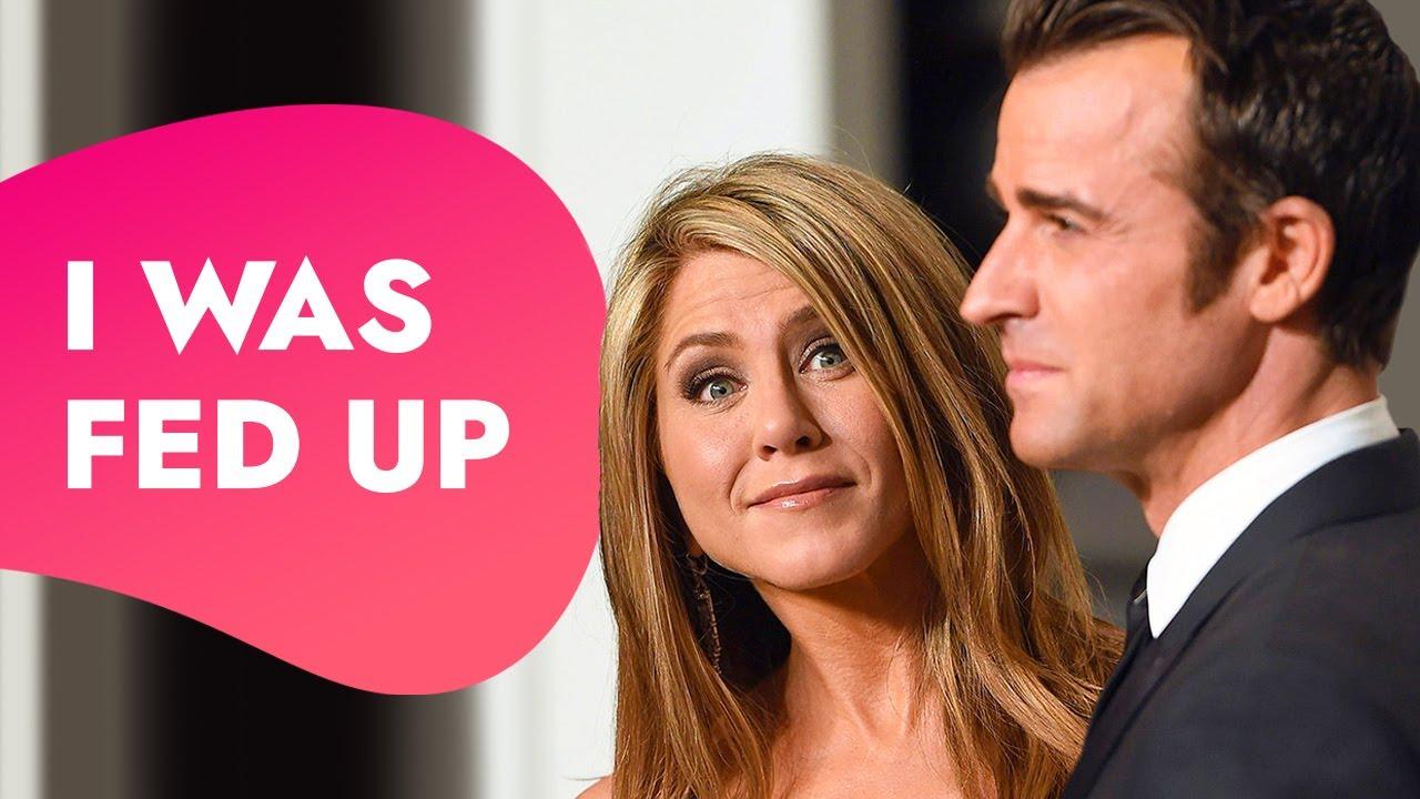 Jennifer Aniston \u0026 Justin Theroux Marriage Uncovered   Rumour Juice