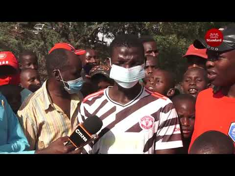 Anxiety grips Madogo ward in Tana River county as police exhume body of a middle-aged man
