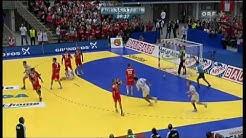 Handball EM 2010 - Österreich vs. Island