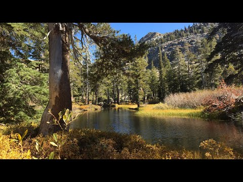 Hiking To Maud Lake - Desolation Wilderness