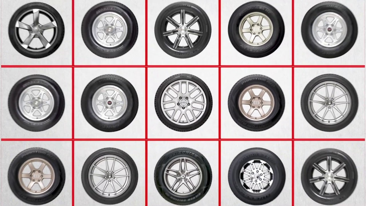 Tires Wheels Auto Accessories Tire Repair Service Discount Tire