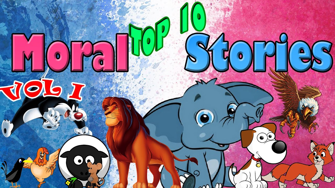 Top 10 Hindi Story for Children with Moral | Hindi Moral Stories | Hindi  Kahaniyan for Children