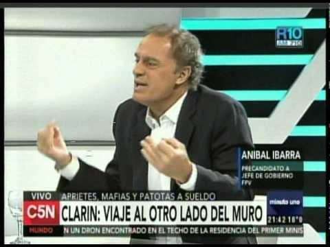 C5N - MINUTO UNO: EL DEBATE POR EL OTRO LADO DEL MURO CLARIN