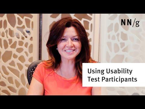 Using usability-test participants multiple times (Kara Pernice)