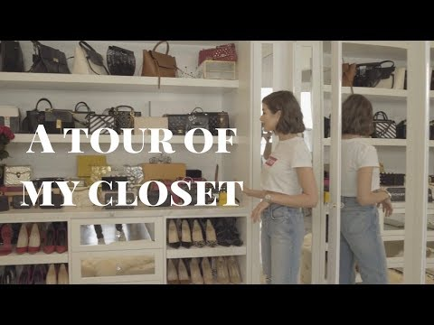 A Tour Of My Closet | Olivia Culpo thumbnail