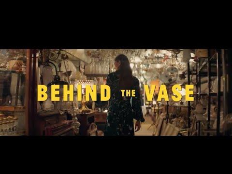 Behind the Vase