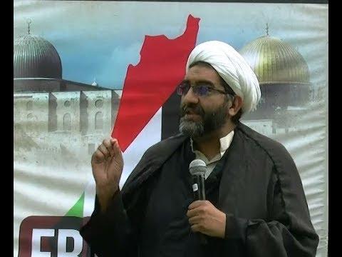 "Sheikh Calls for ""Eradication"" of Israelis at Toronto al-Quds Day Rally"