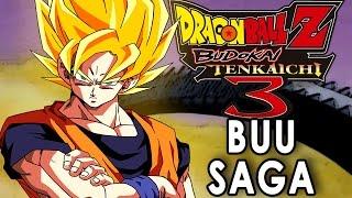 Dragon Ball - Z Budokai Tenkaichi 3 HD [The Majin Buu Saga]