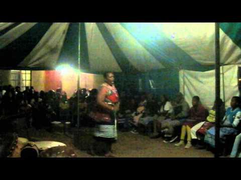 Tsonga Traditional Dance 7