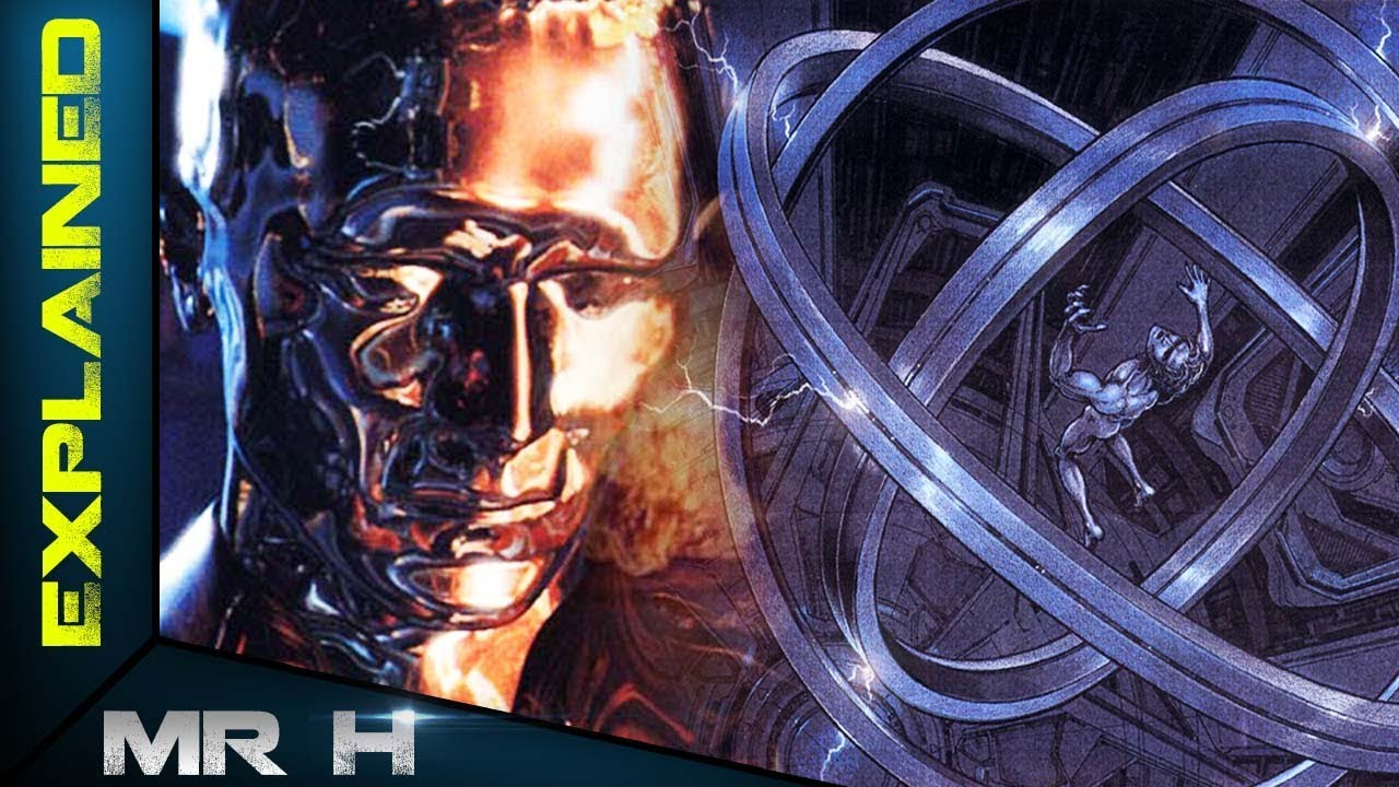 How Did The T-1000 Time Travel? Terminator 2 Judgment Day