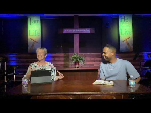 Lenten Series - Creator God's Story of Hope #20 - (03/11/2021)