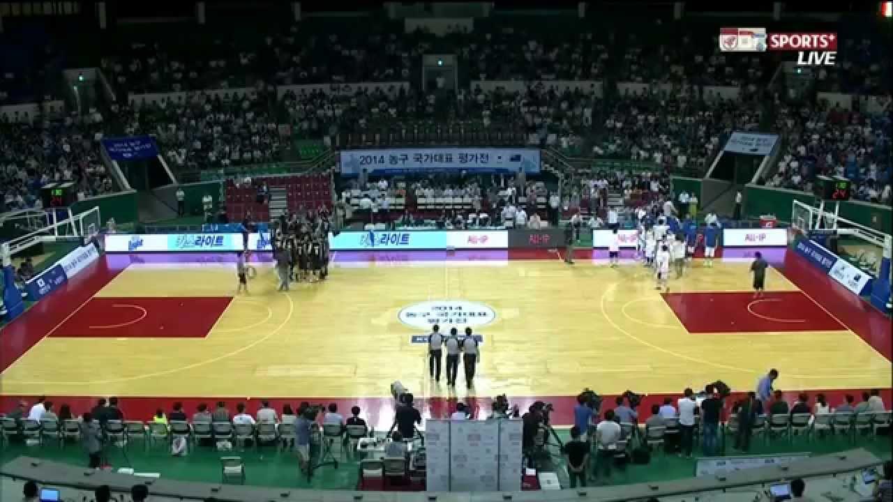 Download 140731 - Minho watches the basketball match