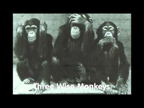 Three Wise Monkeys - Take 1
