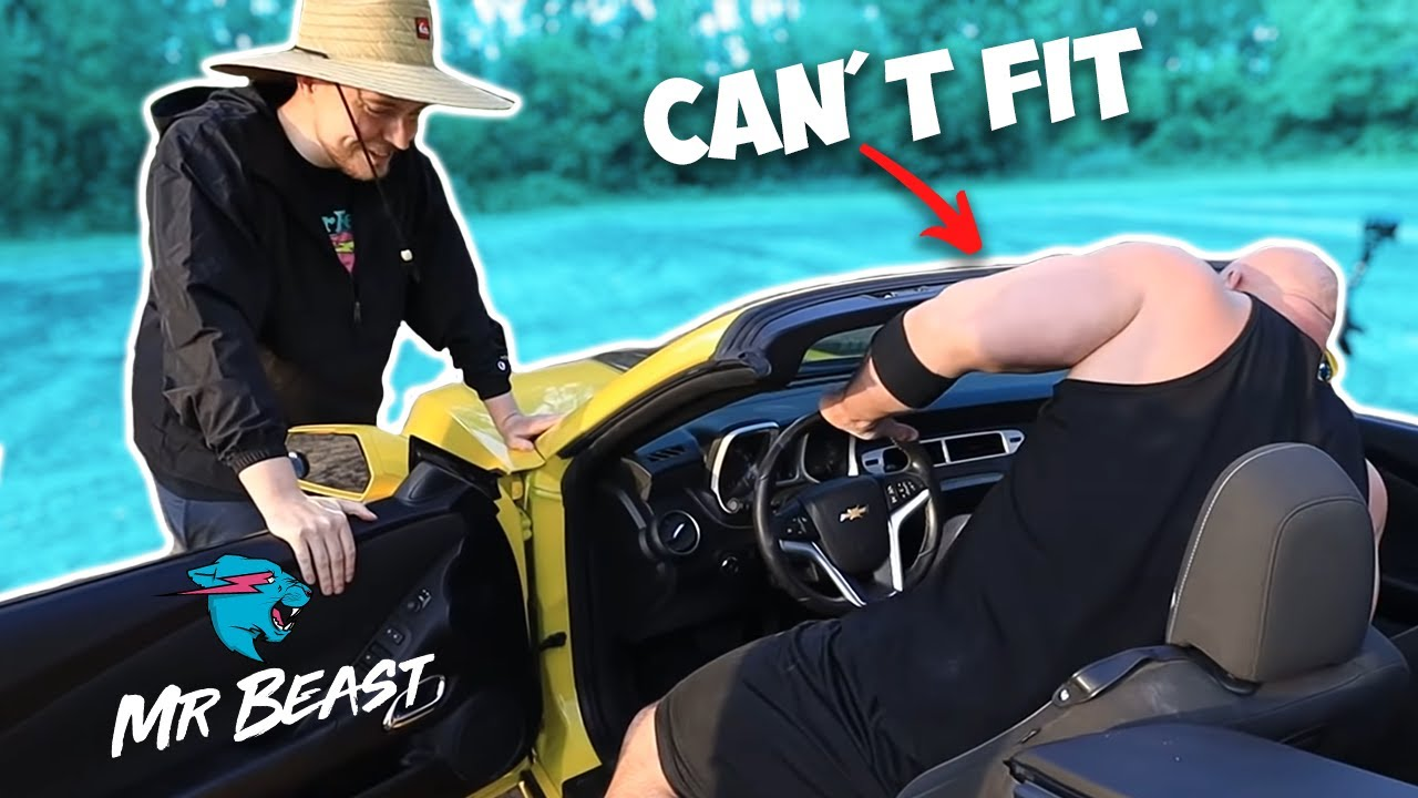 Download WHAT DID I DO WITH THE CAMARO MrBEAST GAVE ME?   Q&A