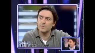 Jean Luc Lemoine & Yvan Attal - On n'est pas couché 6 janvier 2007 #ONPC
