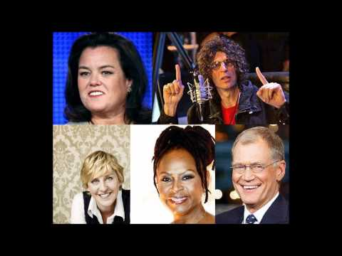 Howard Stern defends Ellen Degeneres & Rosie O'Donnell and Gay rights