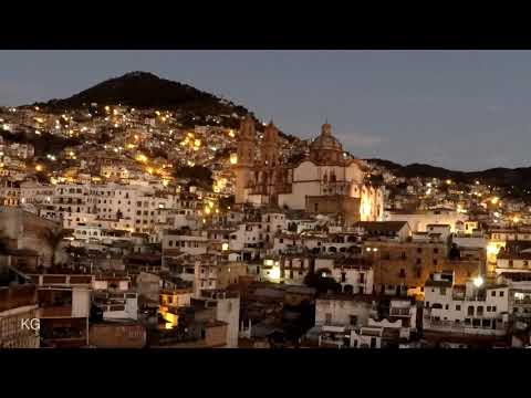 Vista de Taxco en TIMELAPSE   travel