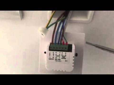 underfloor heating wiring  youtube
