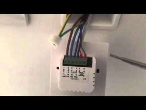 Underfloor heating wiring  YouTube