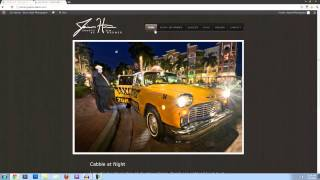 How to Build a Photography Portfolio Site in 10 mins or Less by Improve Photography