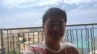 マルタ共和国🇲🇹のホテルから生配信