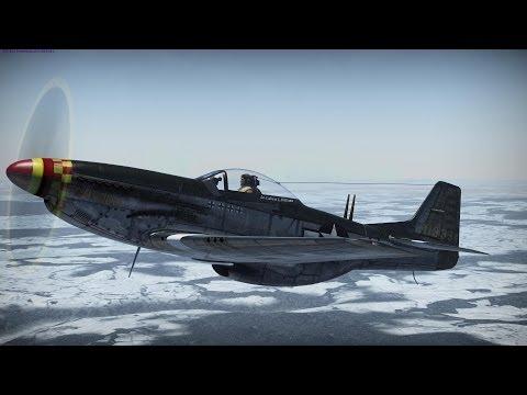 War thunder p 51 gameplay download codec