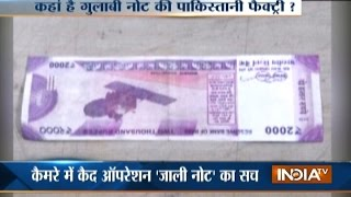Pakistan's ISI Plan to Flood India with Fake Rs 2000 Notes Busted