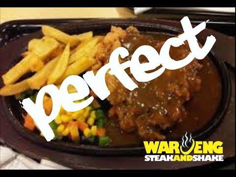 Kuliner Purwokerto Rasa Ningrat Harga Rakyat Waroeng Steak And Shake Vlogg
