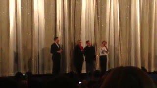 Emma Thompson Commemorates Alan Rickman.