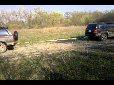 Grand Cherokee 59l Vs Blazer 43l Youtube