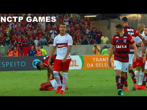 Confusão no Jogo Flamengo x Internacional