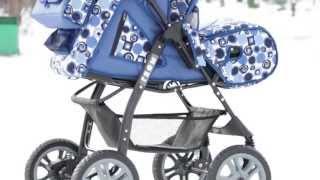 Тест-драйв детских колясок