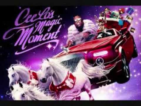 CeeLo Green and Christina Aguilera:  Baby It's Cold Outside