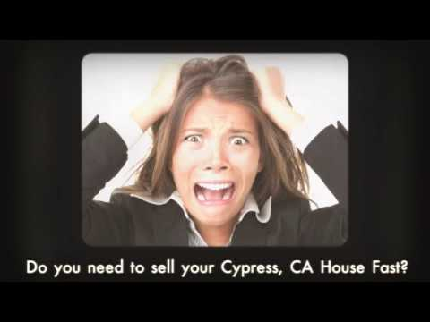 Sell My House Fast Cypress, CA | 714-637-4483 | We Buy Houses Cypress, CA
