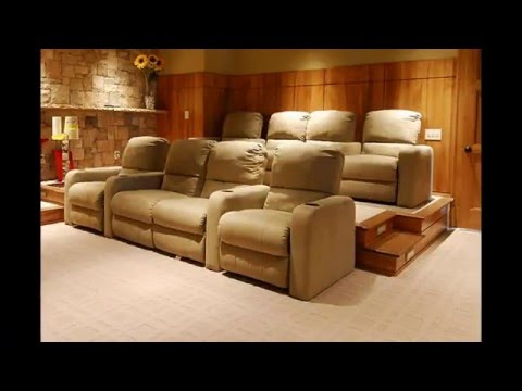Merveilleux Home Theater Sofa Bed Ideas