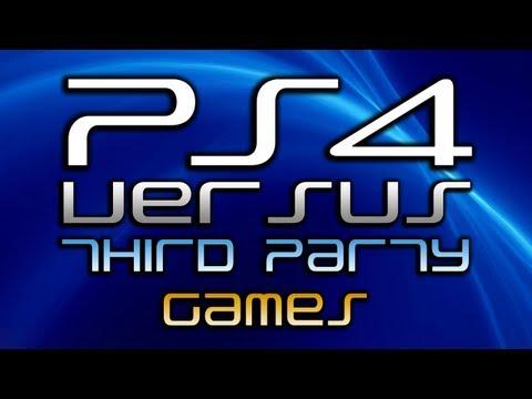 PlayStation 4 VS Third Party Games