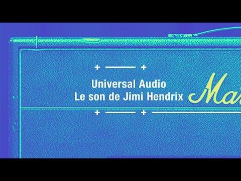 Le son de Hendrix avec des plugins UAD
